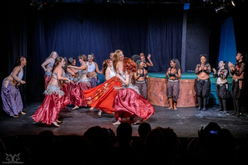 Putting on a Belly Dance Show: How Do?
